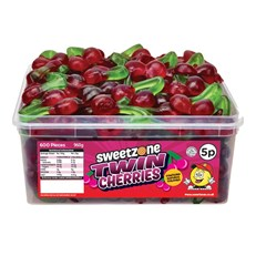 SWEETZONE 5P TUBS Twin Cherries