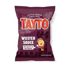 TAYTO WUSTER SAUCE 32 BAGS
