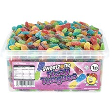 SWEETZONE 1P TUBS Fizzy Tongues