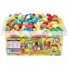 SWEETZONE 1P TUBS Jelly Babies