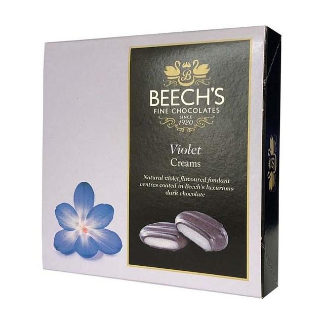 BEECH'S FINE CHOCOLATES VIOLET FONDANT 90g