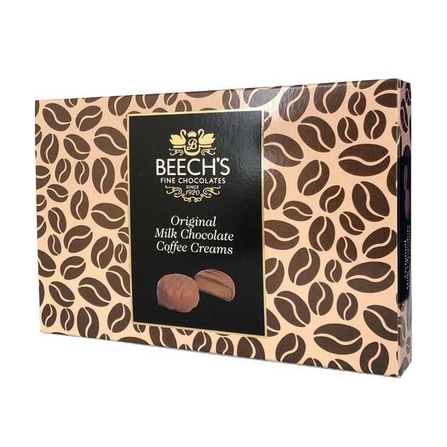 BEECH'S MILK CHOCOLATE COFFEE CREAMS 150g