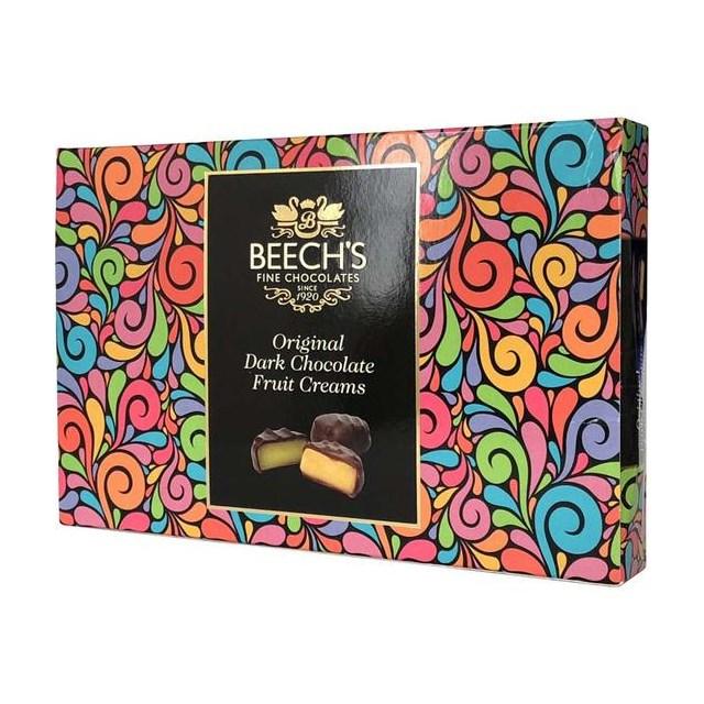 BEECH'S DARK CHOCOLATE FRUIT CREAMS 150g