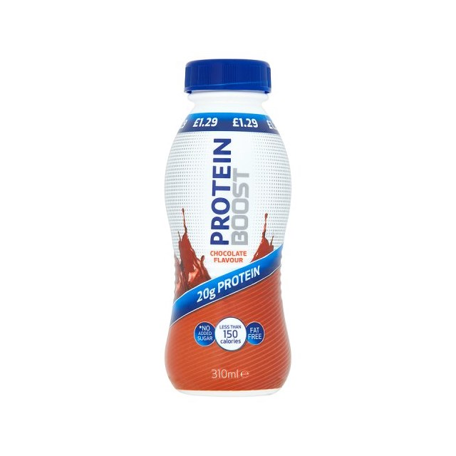 BOOST PROTEIN £1.29 CHOCOLATE