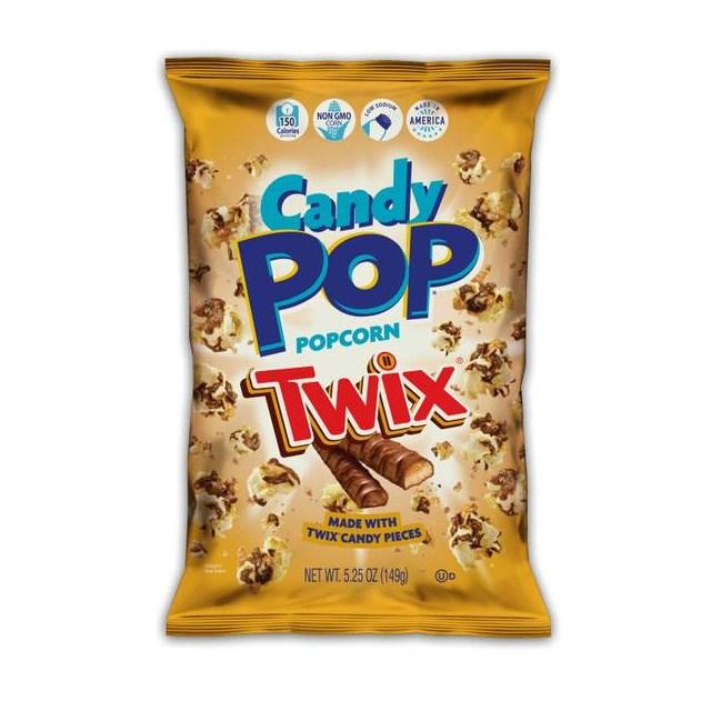 USA TWIX POPCORN 28g