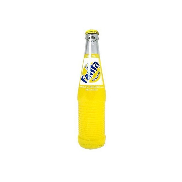 MEXICAN FANTA PINEAPPLE 355ml (24 PACK)