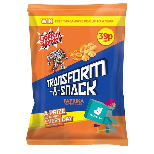 TRANSFORM A SNACK 2 FOR 60P CHILLI