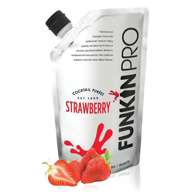 FUNKINPRO STRAWBERRY PUREE 1KG