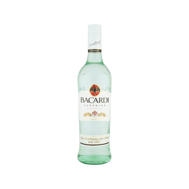 BACARDI SINGLE BOTTLE