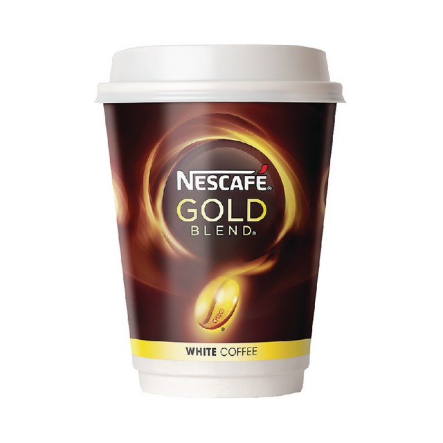 NESCAFE & GO GOLD BLEND WHITE