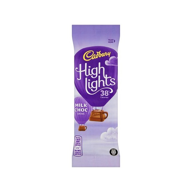 CADBURYS HOT CHOCOLATE SACHET