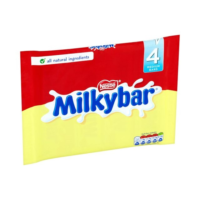 MILKYBAR MEDIUM 4PACK