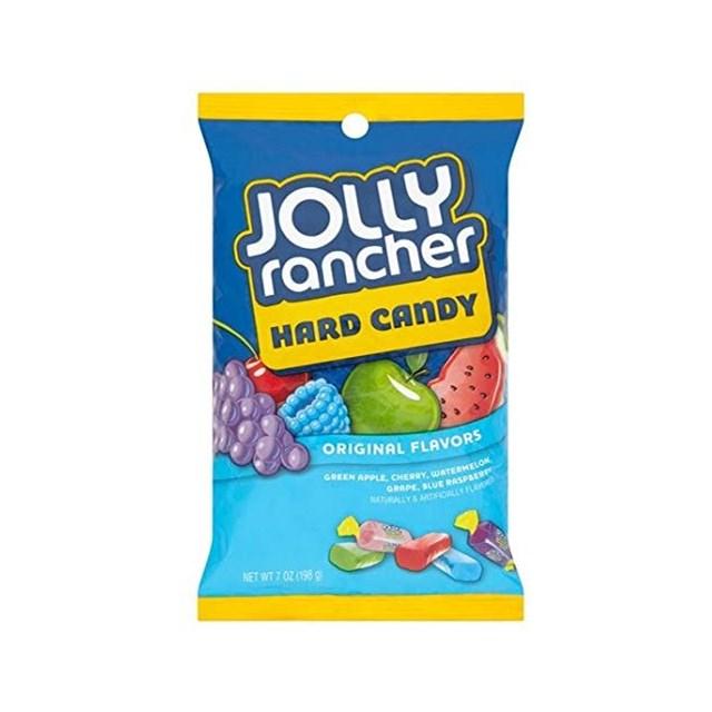 JOLLY RANCHER HARD CANDY ORIGINAL 198g