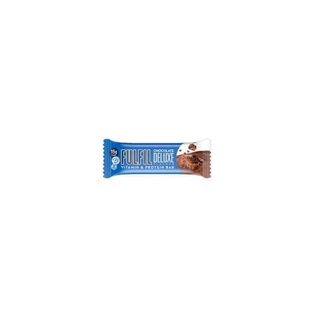 FULFIL PROTEIN BARS CHOCOLATE DELUXE 40g (15 PACK)