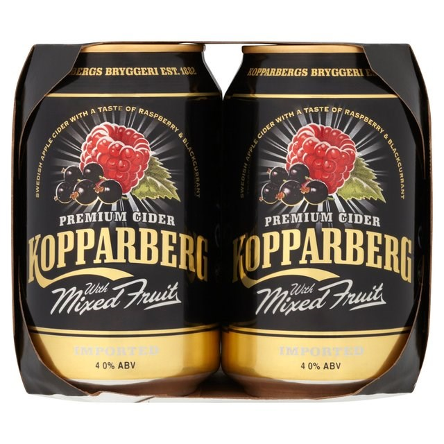 KOPPARBERG MIXED FRUIT 6PK CANS