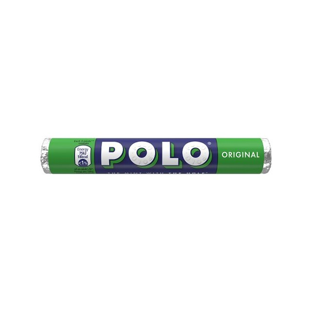 POLO MINT ORIGINAL 34g (32 PACK)