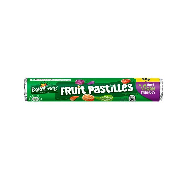 FRUIT PASTILLES 2FOR£1
