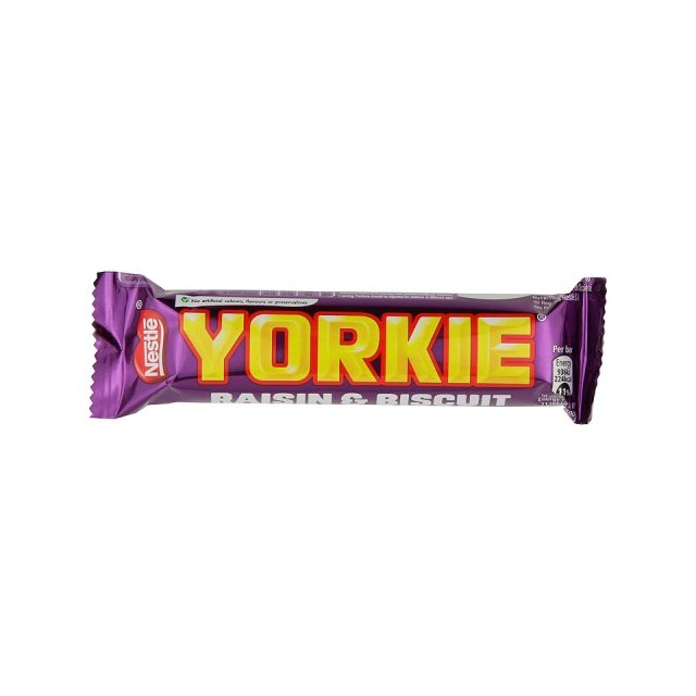 YORKIE RAISIN & BISCUIT