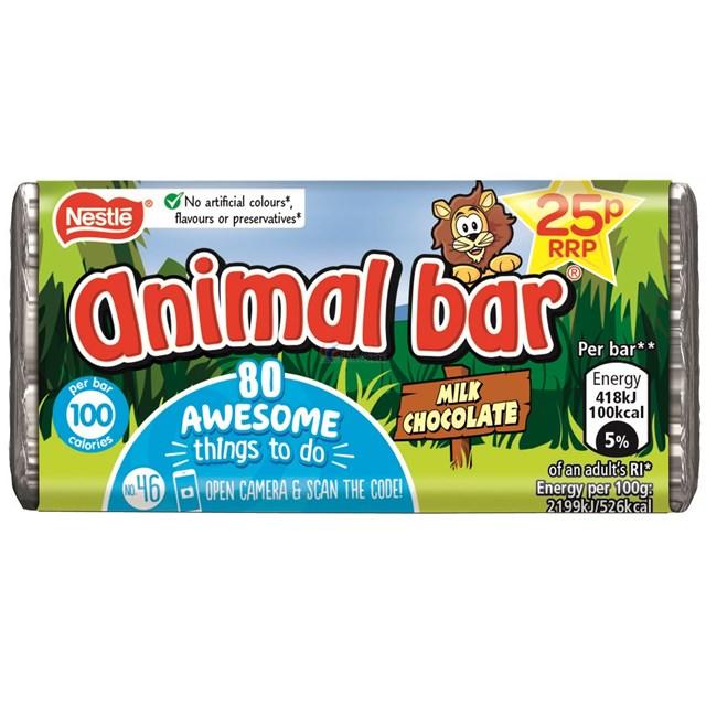ANIMAL BAR 25P