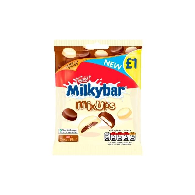 MILKYBAR MIXUPS £1 BAG