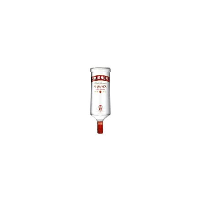 SMIRNOFF VODKA SINGLE BOTTLE 1.5L