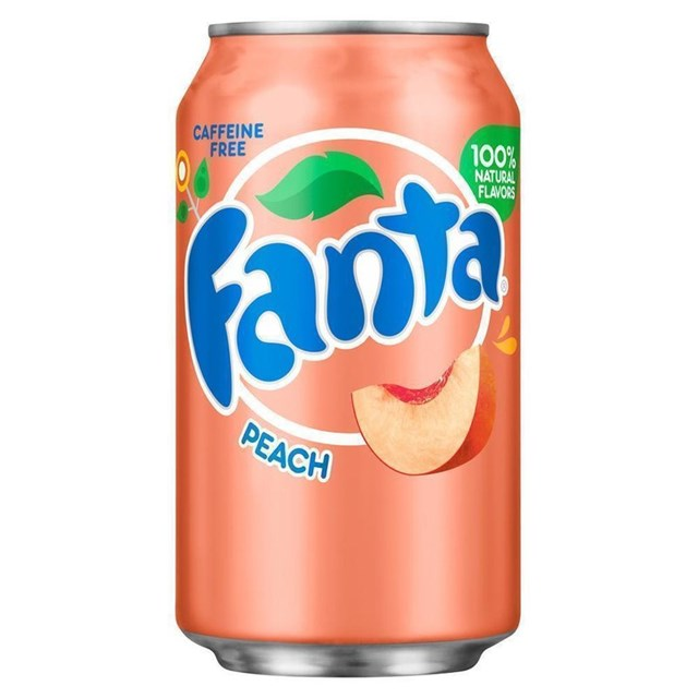 USA FANTA FRUIT PUNCH