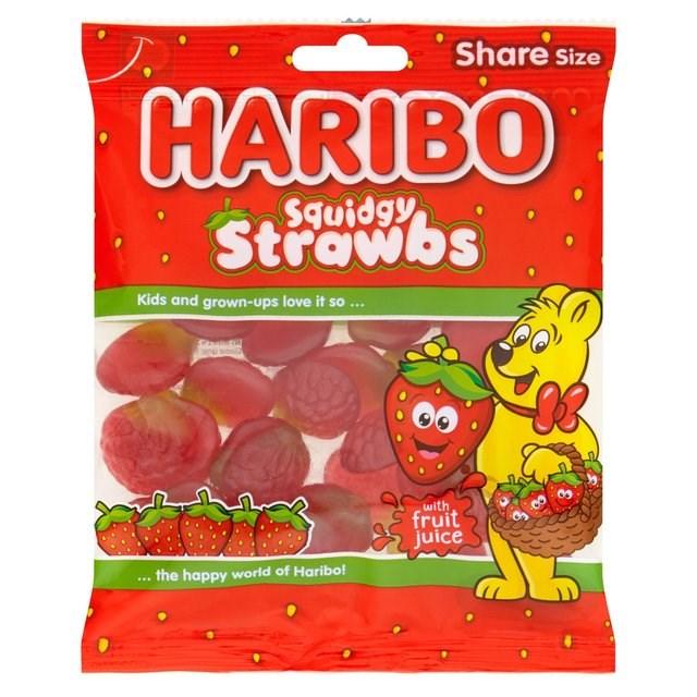 HARIBO STRAWBS