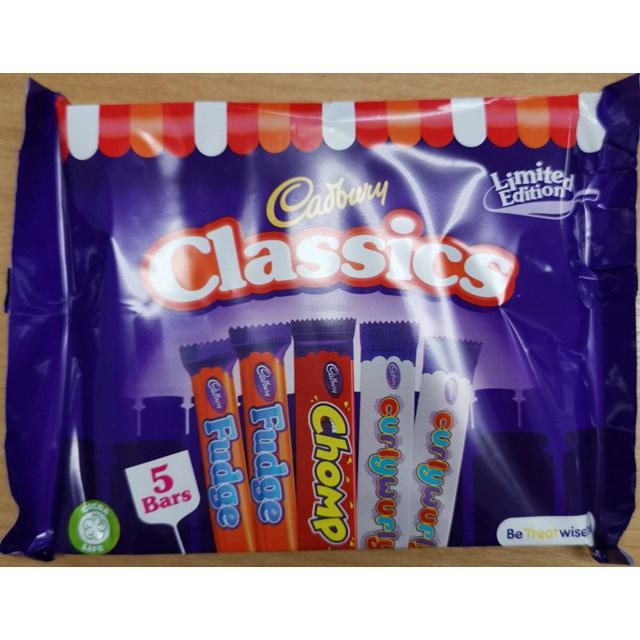 CADBURY KIDS CLASSICS 5PACK