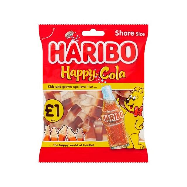 HARIBO £1 FOOTBALL MIX 180g (12 PACK)
