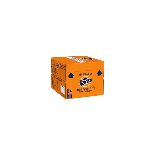 FANTA ORANGE POST MIX