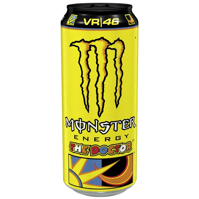 MONSTER THE DOCTOR 24PACK