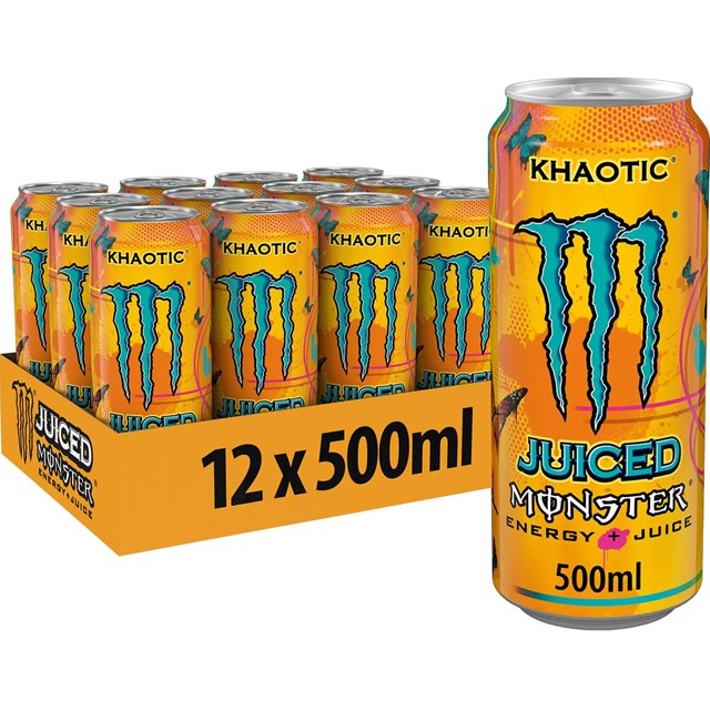 MONSTER £1.19 ULTRA SUNRISE