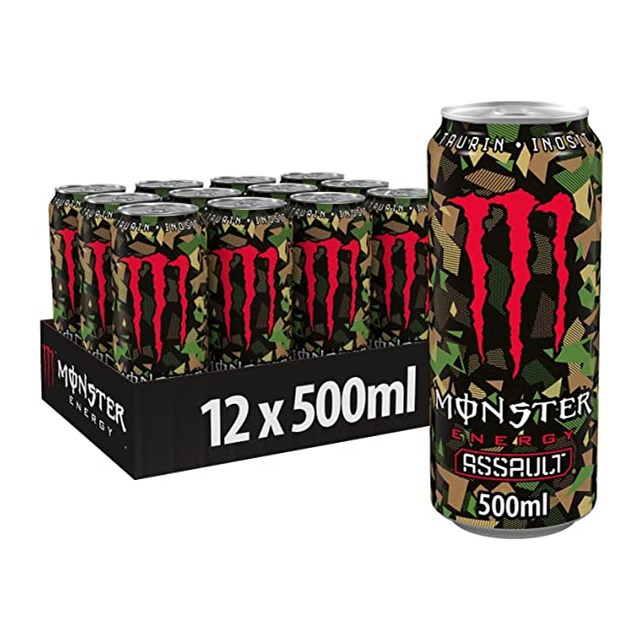 MONSTER £1.19 ULTRA CITRON