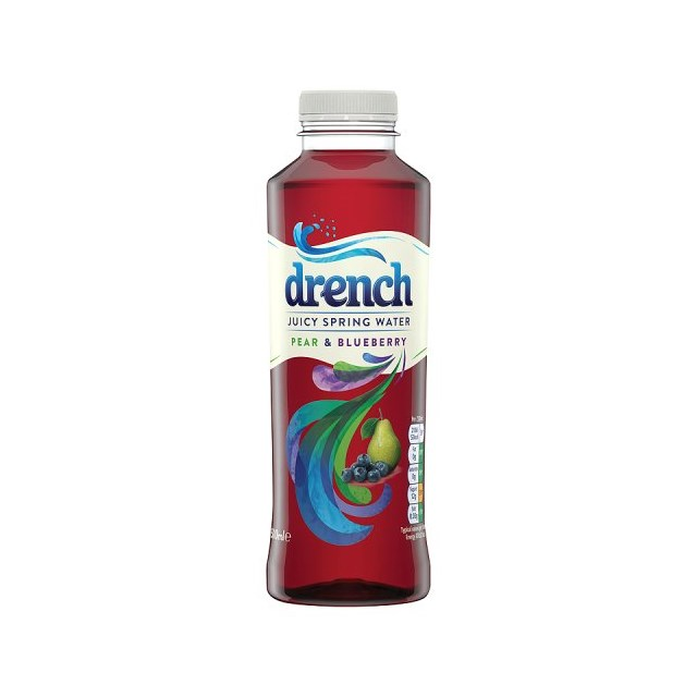 JUICY DRENCH PEAR & BLUEBERRY