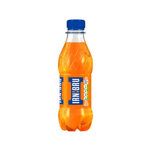 BARRS IRN BRU SMALL BOTTLES