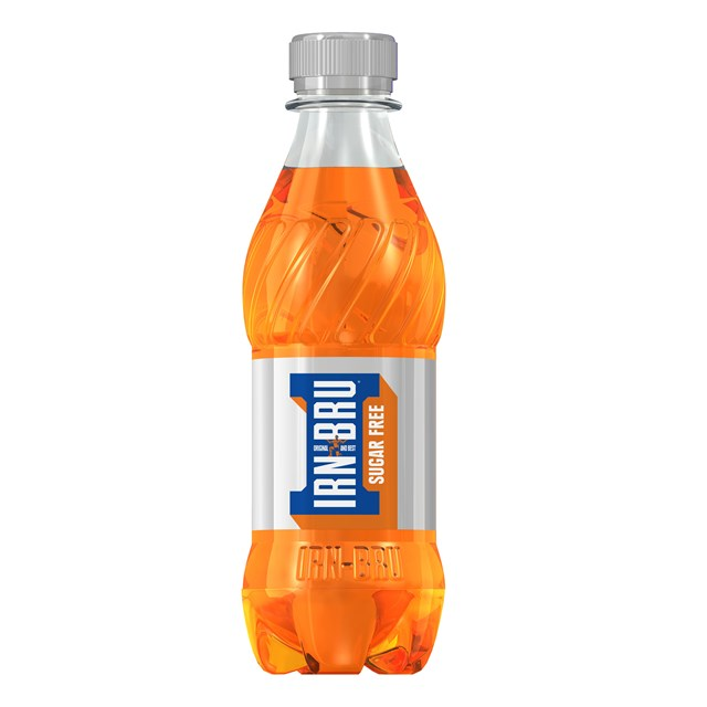 BARRS SUGAR FREE IRN BRU SMALL BOTT