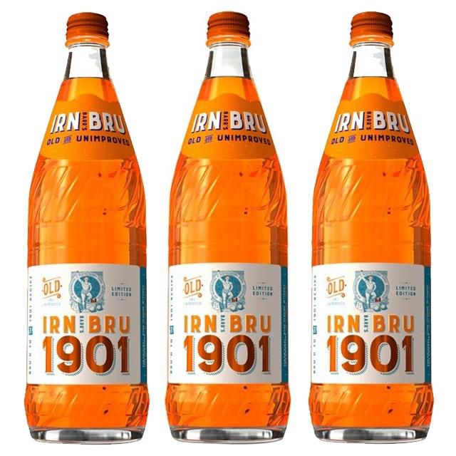 BARRS IRN BRU 1901 750ml (3 BOTTLES)