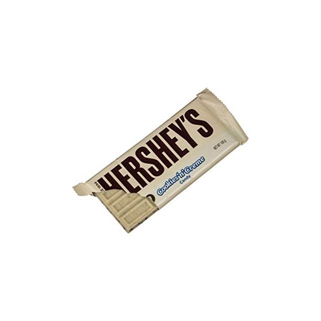 HERSHEYS £1 COOKIES N CREME