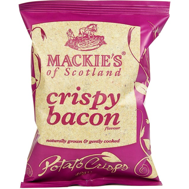 MACKIES CRISPY BACON