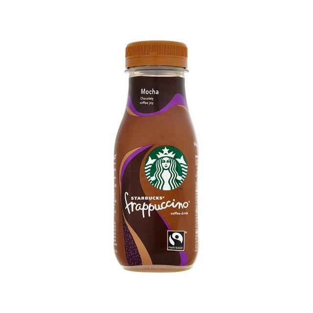 STARBUCKS FRAPPUCCINO MOCHA COFFEE 250ml (8 PACK)