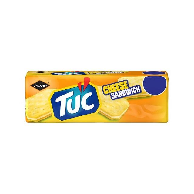 MCVITIES TUC SANDWICH 150g £1.39 (12 Pack)