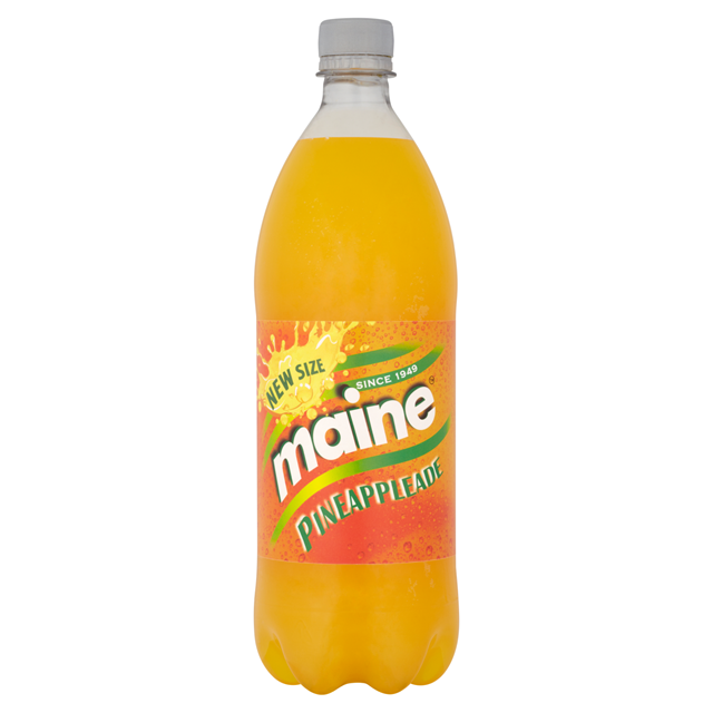 MAINE PINEAPPLE 1 Litre (12 PACK)