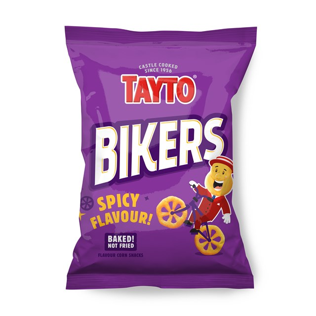 TAYTO BIKERS SPICY