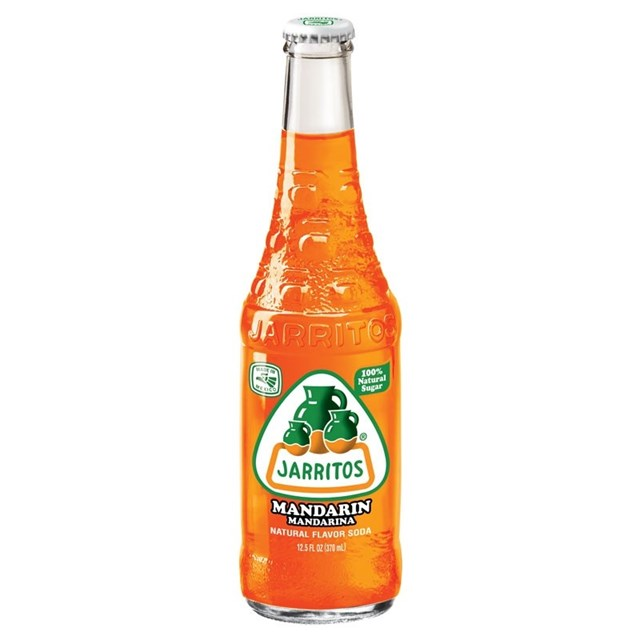 JARRITOS MANDARIN 12PACK