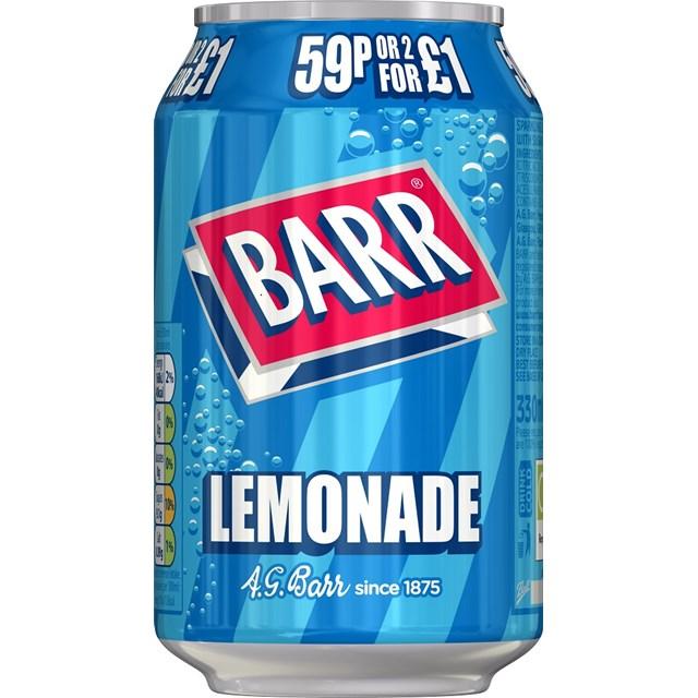 BARRS 45P DIET COLA