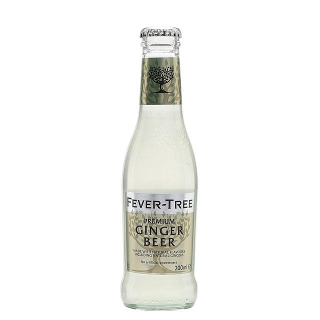 FEVER TREE GINGER BEER 200ml (24 PACK)