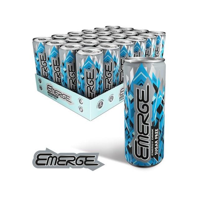 EMERGE ENERGY DRINK SUGAR FREE