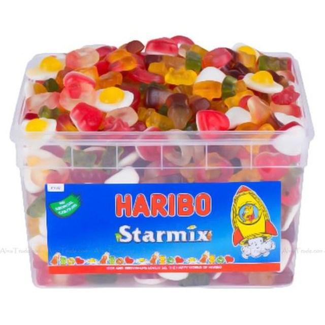 ***HARIBO TUBS GIANT 1.75kg STARMIX