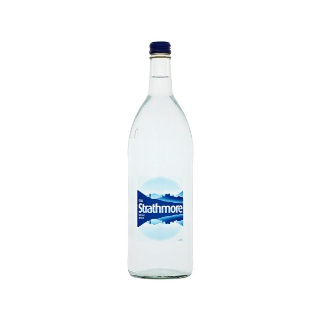 STRATHMORE £5.99 STILL GLASS 1L