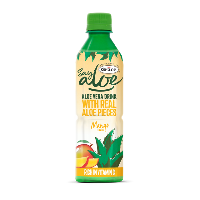GRACE ALOE VERA MANGO REDUCED SUGAR